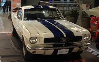 Ford Mustang Rent Chimborazo