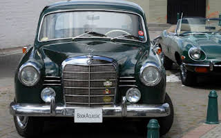 Mercedes-Benz 180 Ponton Rent Chimborazo