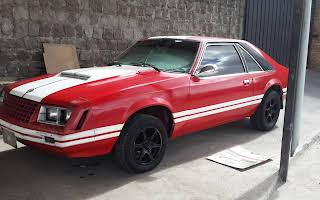 Ford Mustang Rent Pichincha