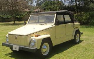 Volkswagen Safari Rent Pichincha