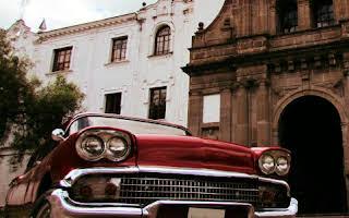 Chevrolet Bel Air Rent Pichincha
